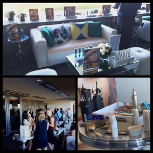 Colorscience event at Tower 23 in San Diego
