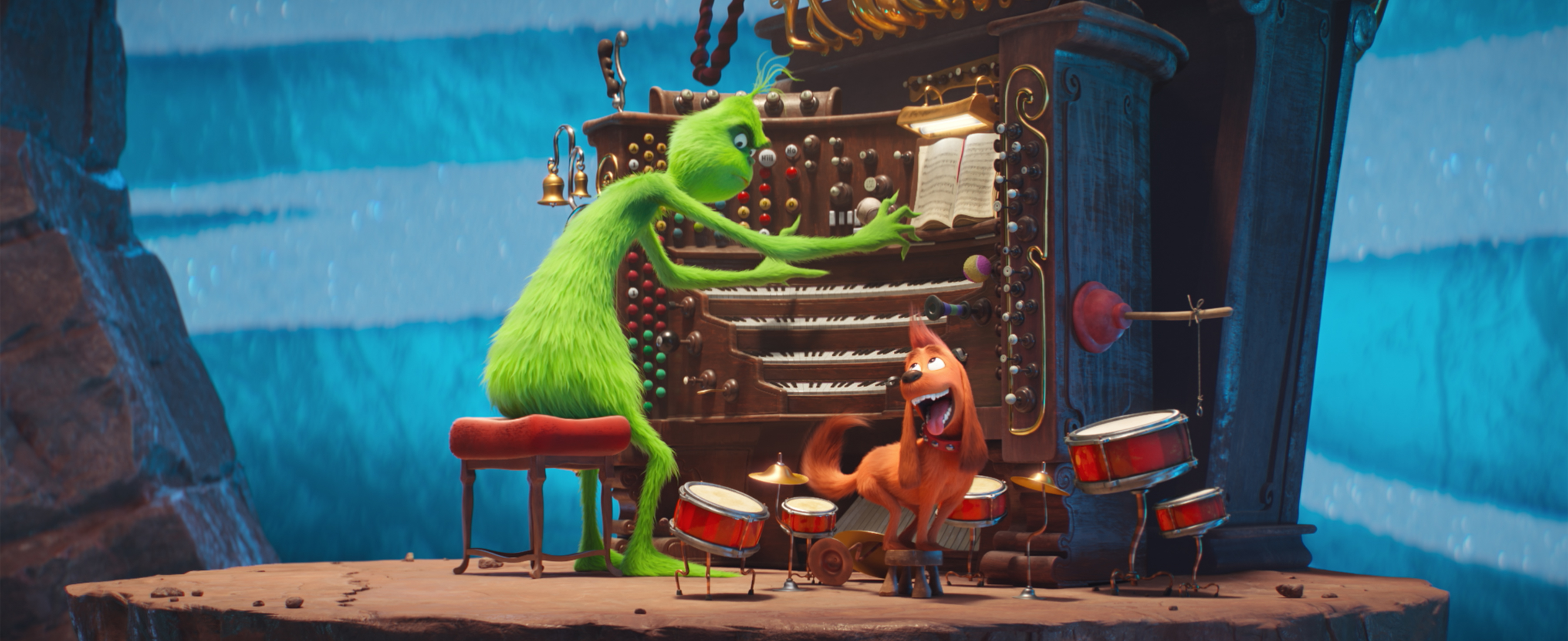 Film Title: Dr. Seuss' The Grinch
